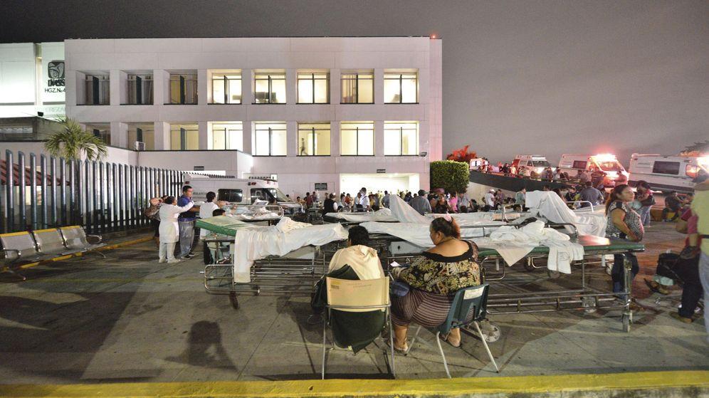 Foto: Terremoto en México (EFE)
