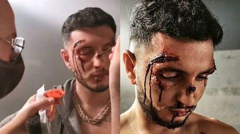 Omar Montes da la cara tras engañar con la falsa pelea callejera filtrada en Twitter