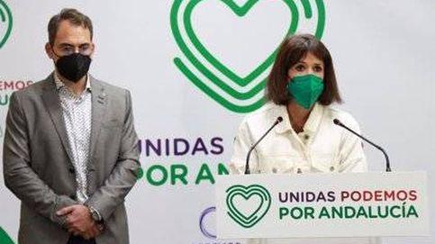 IU y Podemos presentan su nueva marca en Andalucía para sellar la etapa de Teresa Rodríguez