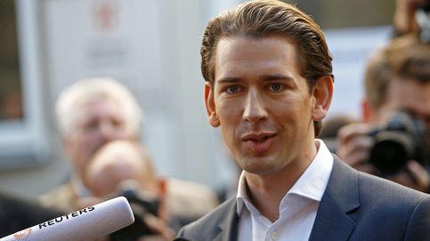 Kurz será el líder más joven de Europa con la ultraderecha como probable socio en Austria