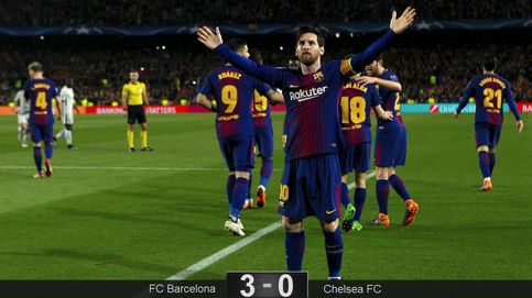 La táctica del 'cuarto de baño' sería la única que funcionaría al 100% con Messi