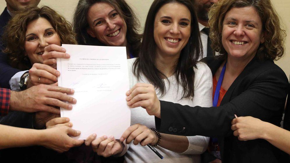 Foto: Podemos registra una proposición de ley para regular los alquileres abusivos. (Foto: Efe)