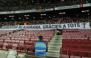 Alarmas encendidas por la pérdida del 'seny' en el actual Barcelona de Sandro Rosell