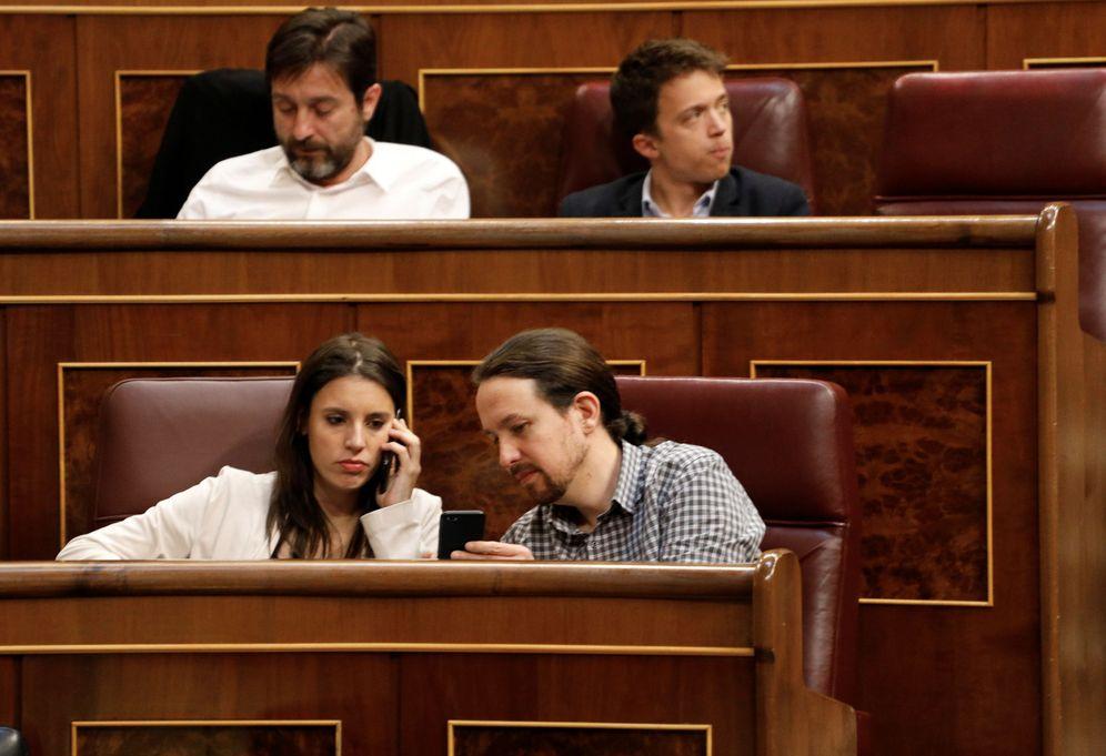 Foto: Eran otros tiempos, pero las diferencias ya estaban presentes. (Reuters)