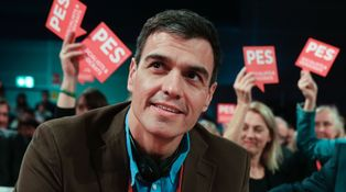 Pedro Sánchez, el PSOE y el síndrome de Fernando Alonso