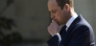 """Post de El príncipe Guillermo revela sus """"años de caos"""" tras la muerte de su madre"""