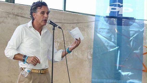 Foto: El exalcalde Antonio Villarta.