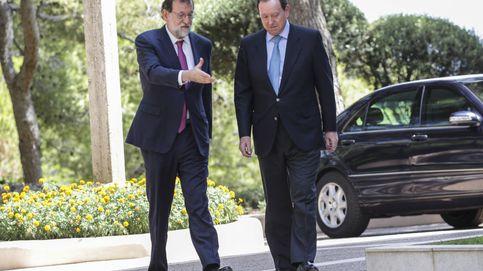 El Rey termina con su agenda en Mallorca con una cita con Rajoy