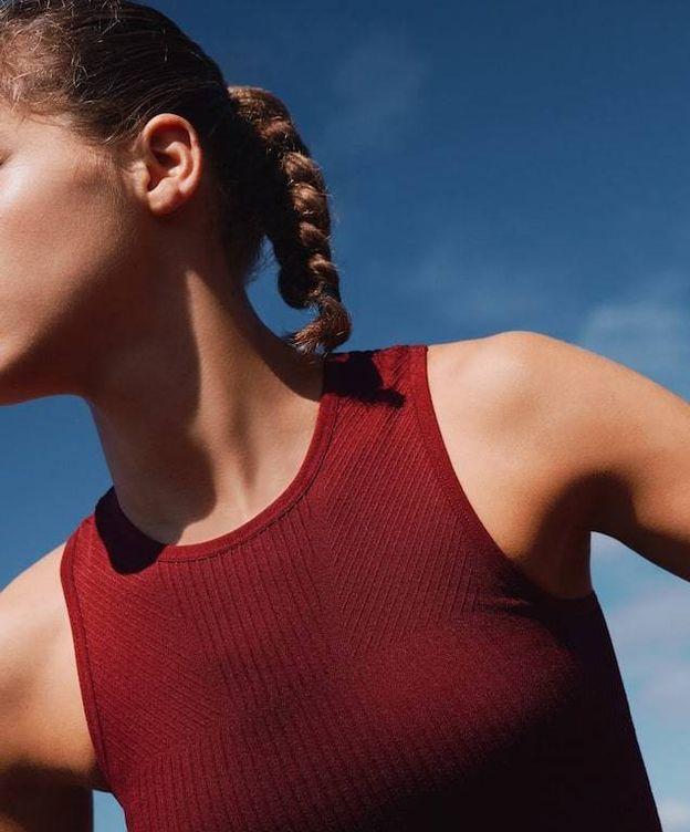 Foto: El deporte es bueno para la piel y lo dice la ciencia. (Imagen de campaña de Oysho)