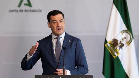 Moreno trata de amarrar su Gobierno hasta 2022 con pactos con Vox y PSOE