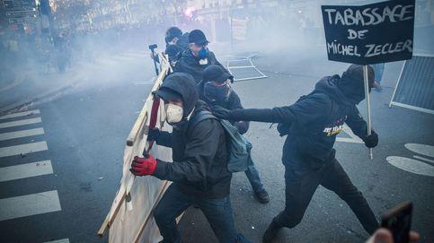 Francia reformará la polémica Ley de Seguridad Global tras las protestas