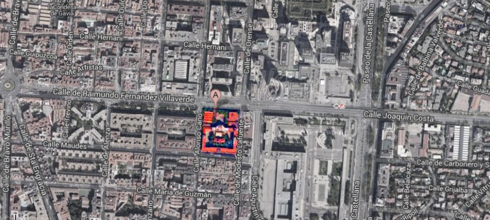 Foto: The winner is... Domo se queda con el solar de Defensa en Madrid por 111 millones