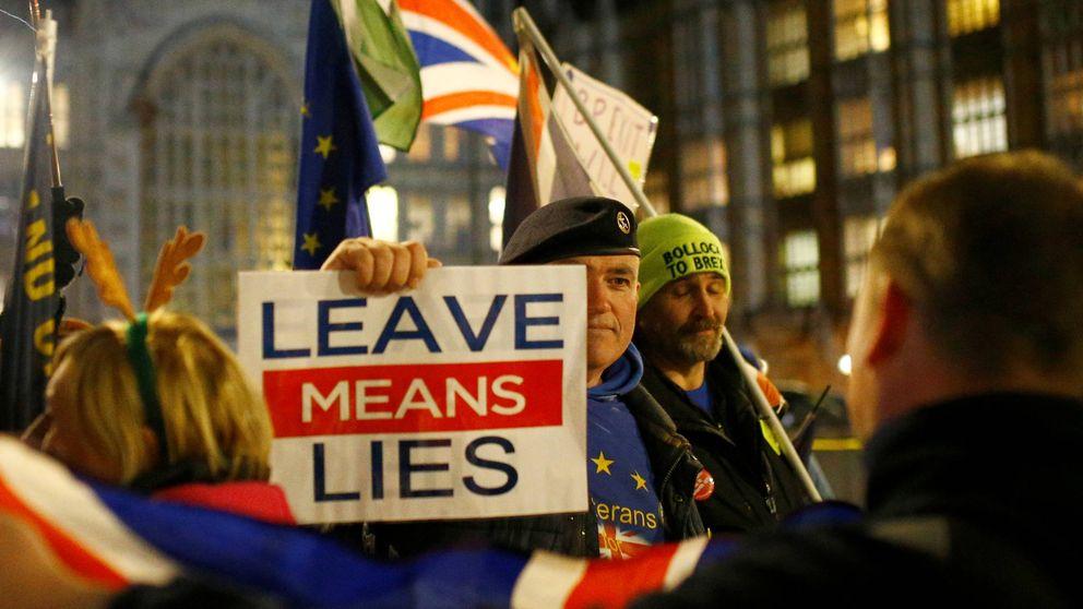 La UE presenta un plan para protegerse ante un Brexit duro que no incluye a Gibraltar