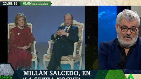 ¿Censura en TVE? Millán Salcedo habla en 'La Sexta noche' de su parodia sobre Juan Carlos