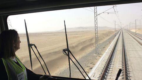 El árbitro del AVE a la Meca explora un aplazamiento hasta mediados de 2018