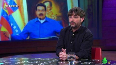 Jordi Évole en 'El intermedio': Mi hijo grabó el vídeo que enviamos a Maduro