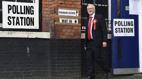Directo: El equipo de Jeremy Corbyn está convencido de la victoria
