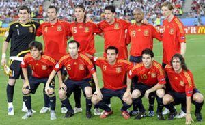 Casillas, Ramos, Puyol, Xavi y Torres, en el once ideal de FIFPro
