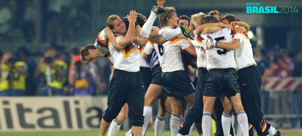 Foto: Italia '90: el Mundial del antifútbol