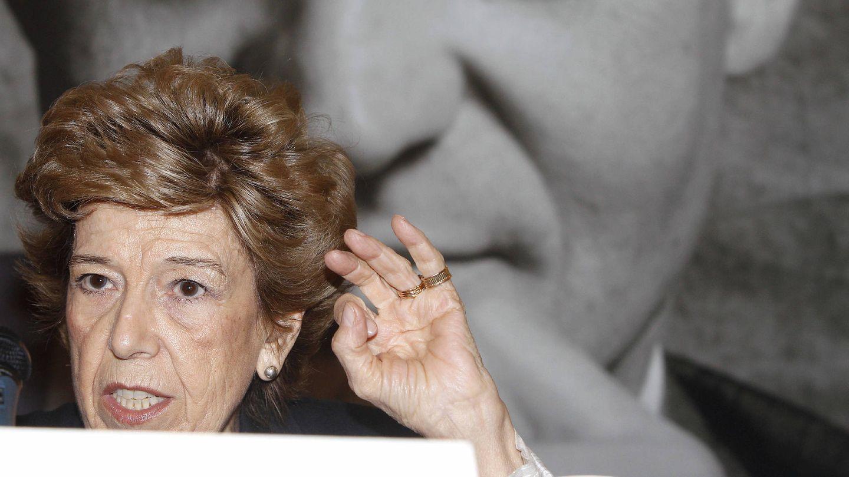 Pilar Urbano. (Efe)