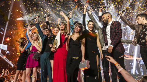 La final de 'OT 2017' (30,8%) supera a las últimas ediciones de Telecinco