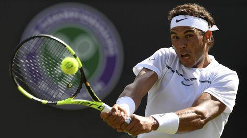En directo, el partido de Wimbledon entre Rafa Nadal y Donald Young