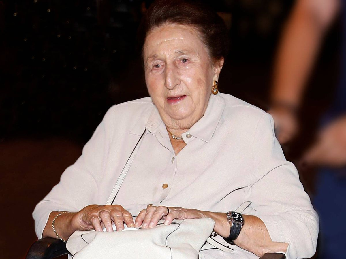 Foto: La infanta Margarita. (Cordon Press)