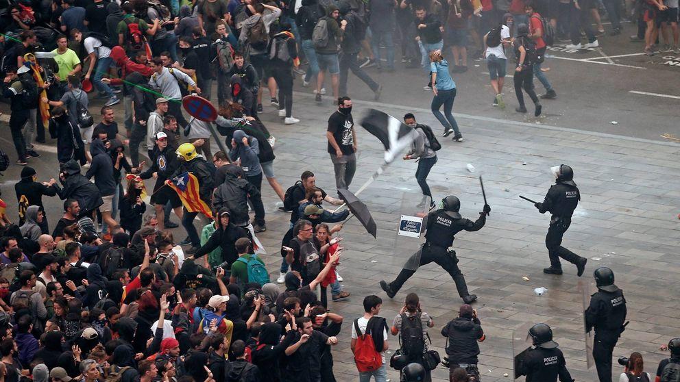 Tsunami Democràtic se apacigua y descarta nuevas protestas hasta la marcha del 26-O