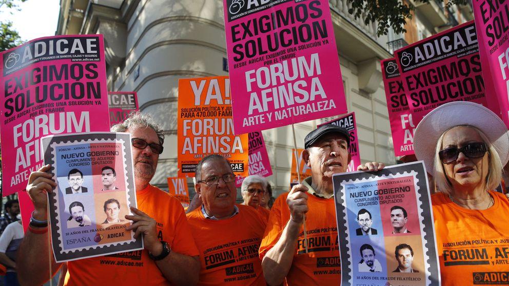 El Tribunal Supremo rebaja las condenas a los directivos de Afinsa