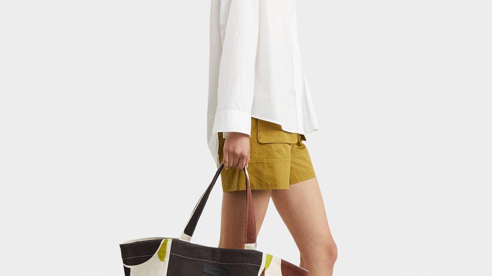 Este bolso arty de Parfois es ideal para salir a comprar en la cuarentena derrochando estilo