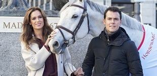Post de Horse Week, sin Sergio Álvarez (ex de Marta Ortega) y con la hija de Springsteen