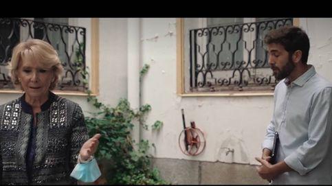 Esperanza Aguirre abandona 'Salvados' por esta pregunta de Gonzo