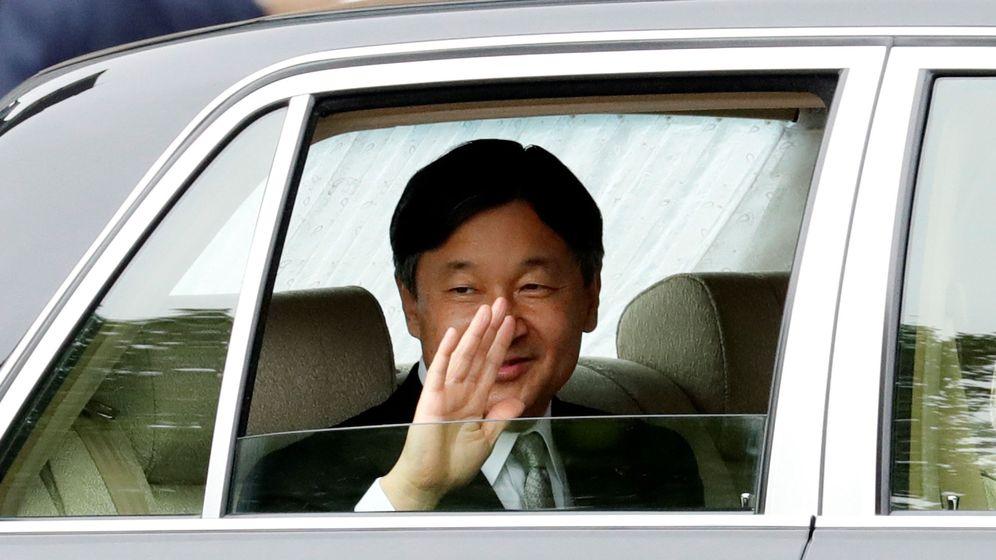 Foto: El nuevo emperador Naruhito. (Reuters)