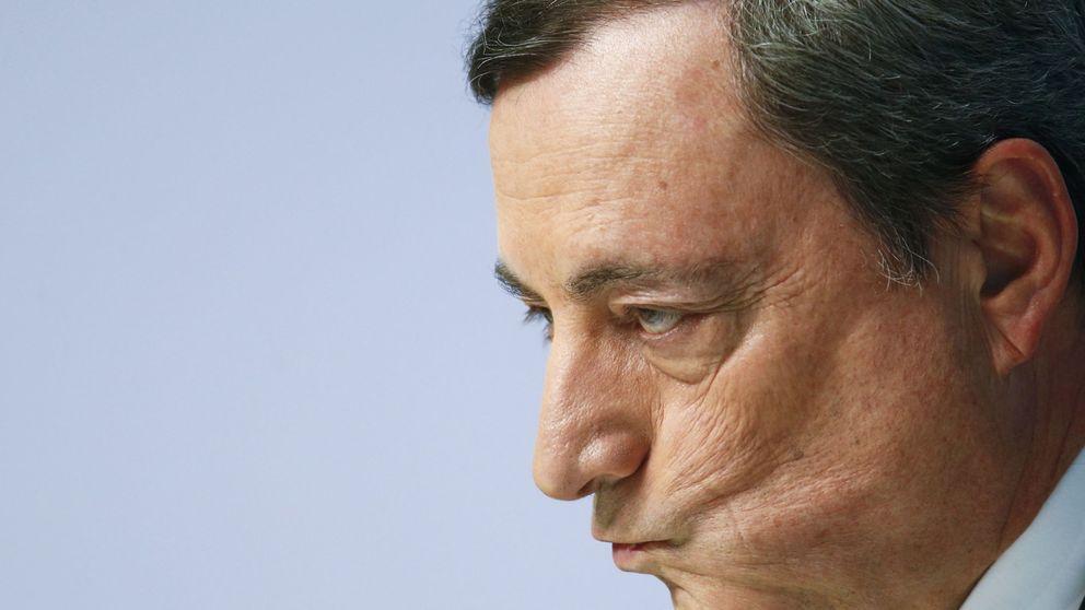 Draghi sigue listo para actuar, pero descarta el 'helicóptero monetario'