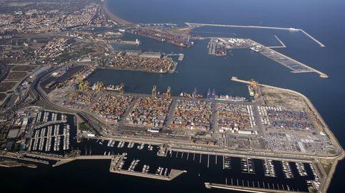 Blackstone, Lar, Crown: el puerto alimenta un 'boom' logístico en Valencia