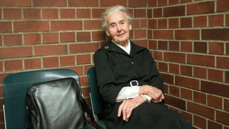 Ursula Haverbeck, la 'abuela nazi' que negó el Holocausto y se negó a entrar en la cárcel
