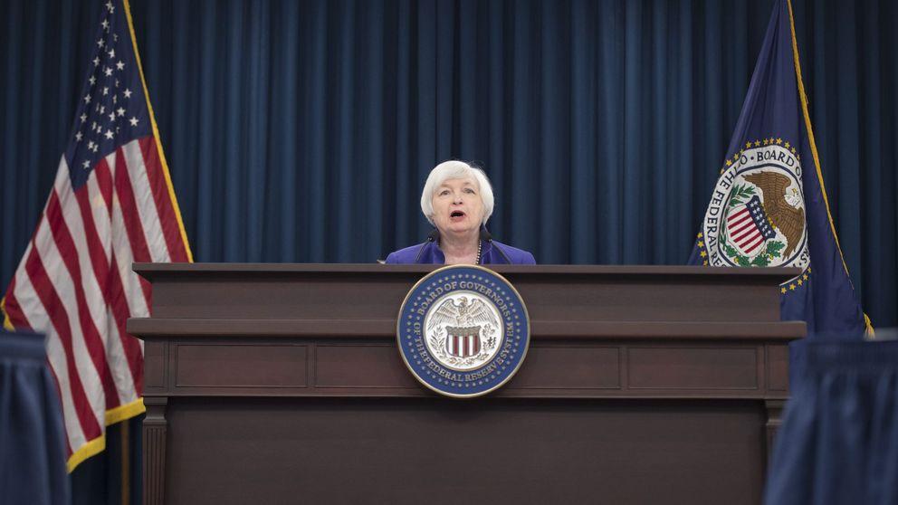 La Fed supedita la subida gradual de los tipos a la marcha de la inflación