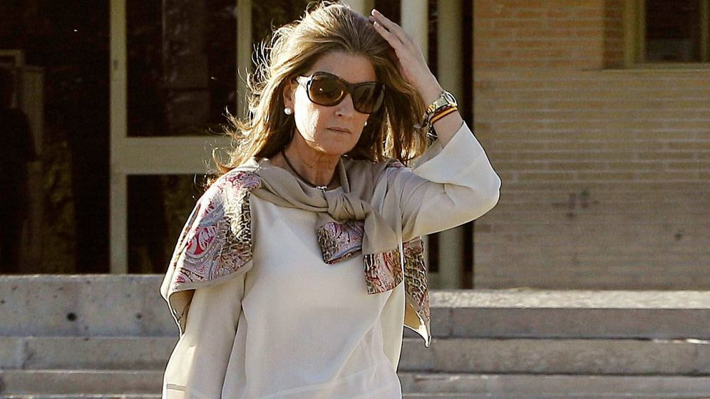 Foto: Rosalía Iglesias, en una imagen de archivo. (Gtres)