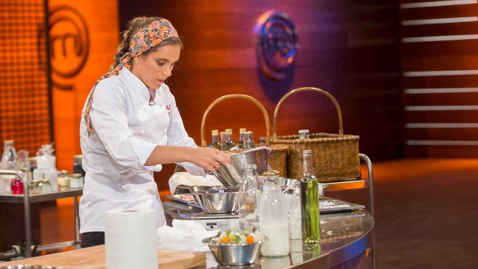 Foto: Ona Carbonell, ganadora de 'MasterChef Celebrity'. (TVE)