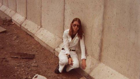 La historia de la mujer que se enamoró del Muro de Berlín y se casó con él