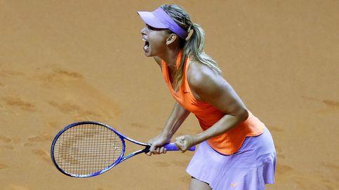 Sharapova vuelve y gana tras su sanción por dopaje