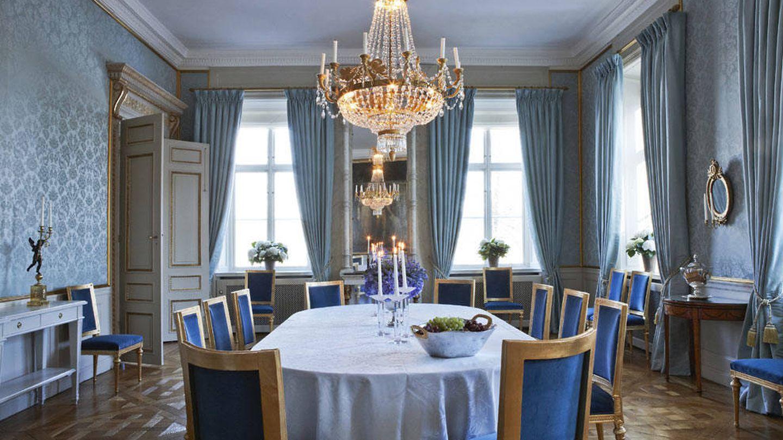 Comedor. (Klas Sjöberg / Casa Real de Suecia)