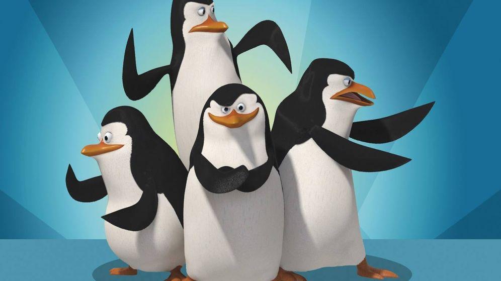 Foto: Cuatro programa el estreno de 'Los pingüinos de Madagascar'.