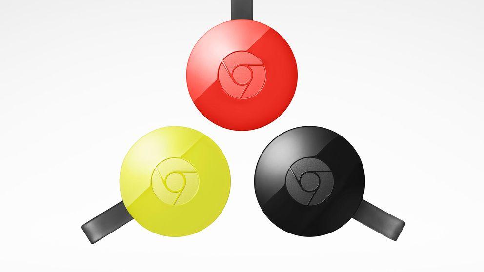 Google actualiza Chromecast y lanza una versión para reproducir música