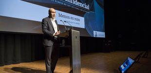 Post de Cardero, director de El Confidencial: