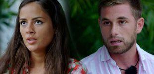 Post de 'Tentaciones'   Melyssa Pinto vuelve a abofetear a Tom Brusse tras la hoguera