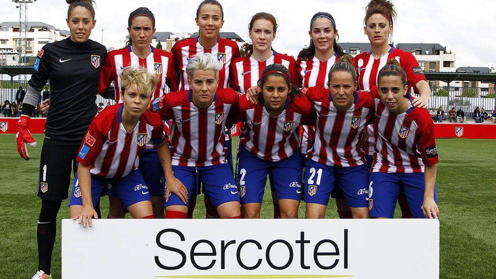 El Madrid empieza a activar su sección femenina tocando jugadoras del Atlético