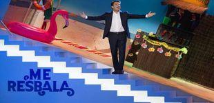 Post de 'Me resbala' lidera otra vez, 'The Wall' se estanca y 'Hotel Romántico' se hunde