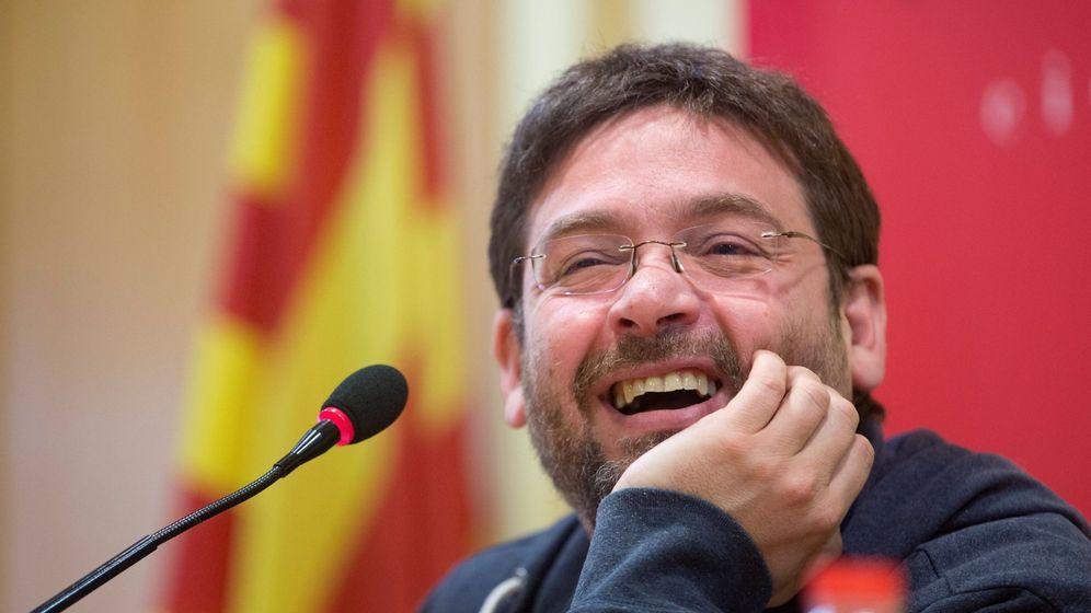 Foto:  El exsecretario general de Podem, Albano Dante Fachín. (EFE)