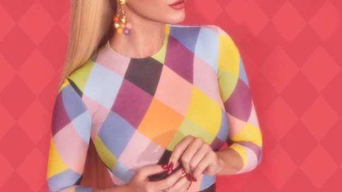 Katy Perry, de María Escoté y con un vestido de 380 euros que ya llevó Nieves Álvarez